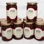 Kearns Fruit Farm raspberry & strawberry jam